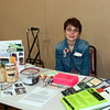 Debra ADy was there representing the Master Gardeners Program