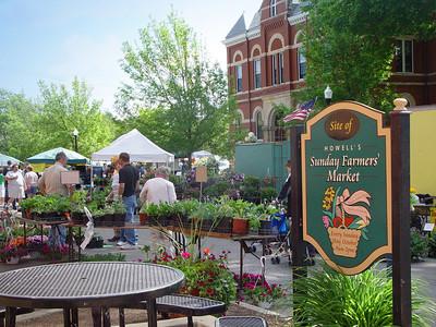 2005 Howell Farmers' Market Farmers Market