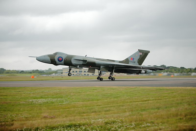 Avro Vulcan, Farnborough 2008