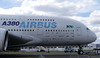 A380 Airbus at Farnborough Airshow 2010