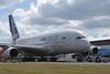 A380 Airbus at Farnborough Airshow 2010