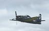 Grumman Bearcat American World War 2 Naval Fighter Aircraft at Farnborough Airshow UK 2016