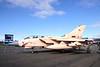 Farnborough Airshow UK 2016 Tornado GR4 Jet Aircraft