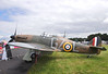 Hawker Hurricane Mk. 1 at Farnborough Airshow UK 2016