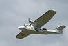 Catalina amphibious aircraft at Farnborough Airshow UK 2016