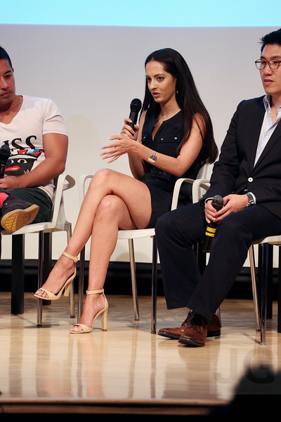Fashion Campus NYC<br /> Parsons The New School for Design, NYC - 07.19.14<br /> Credit: J Grassi