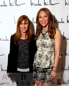 Nicole Miller and Kristin Detterline (Editor in Chief at Philadelphia Style Magazine)