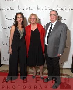 Mary K. Dougherty with Diane and Steve Batsqhelt ?