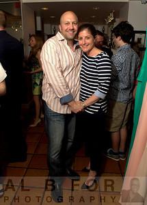 Lou DiMattia (Volkswagen of America) and Amanda Hurtung
