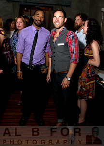 Aug 22, 2014 The 1st Annual Cooking Up Couture Showcase, Alloyius Mcilwaine (Cultures Clothing Co) and Matthew Nadu