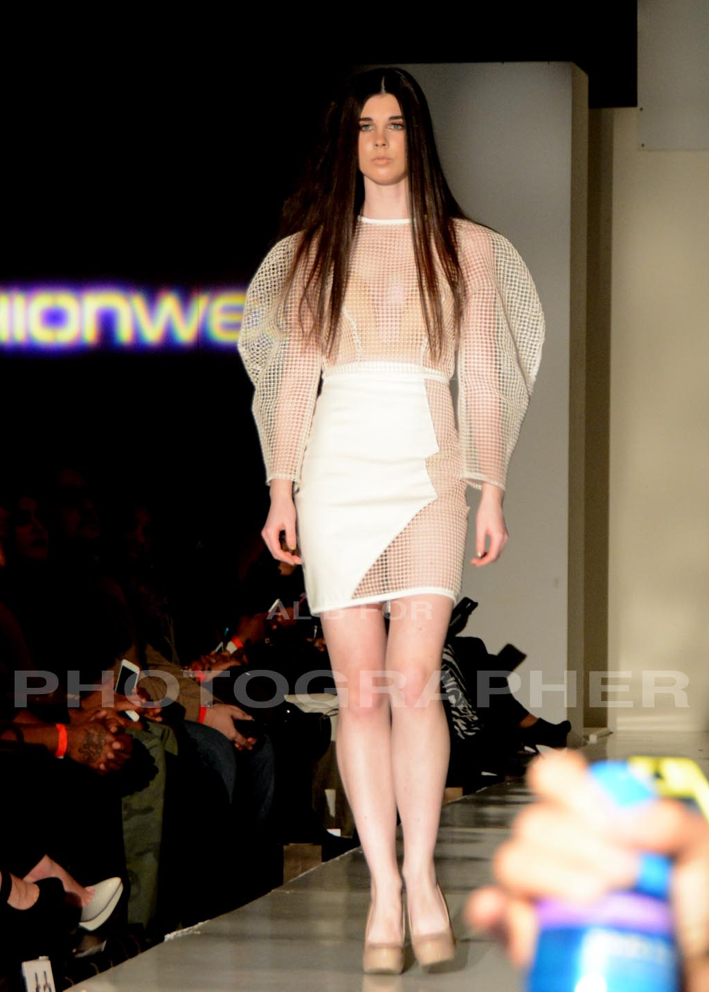 Feb 21, 2014 Ready to Wear Runway Show @ the Crane Arts Building