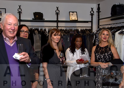 Mar 8, 2016 Nicole Miller Runway Show & Private Shopping event with Nicole Miller