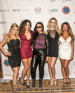 Sep 20, 2016, PFW Style Gala at The Sugerhouse Casino