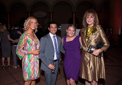 Sarah Linden , Dr. Simon Mates, Stacey Lima (FIDM Executive Asst.), Norine Fuller (FIDM Washington DC Executive Director)