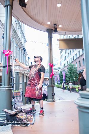 Survivor Walk Fashion On Fulton-11