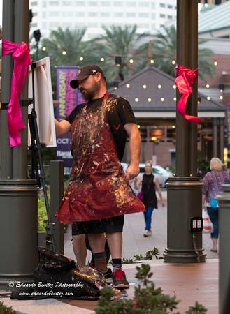 Survivor Walk Fashion On Fulton-1