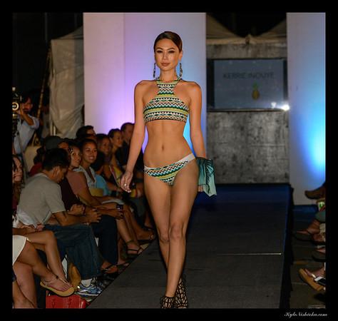 Honolulu Night Market - Ava Sky and Issa De Mar Fashion Show