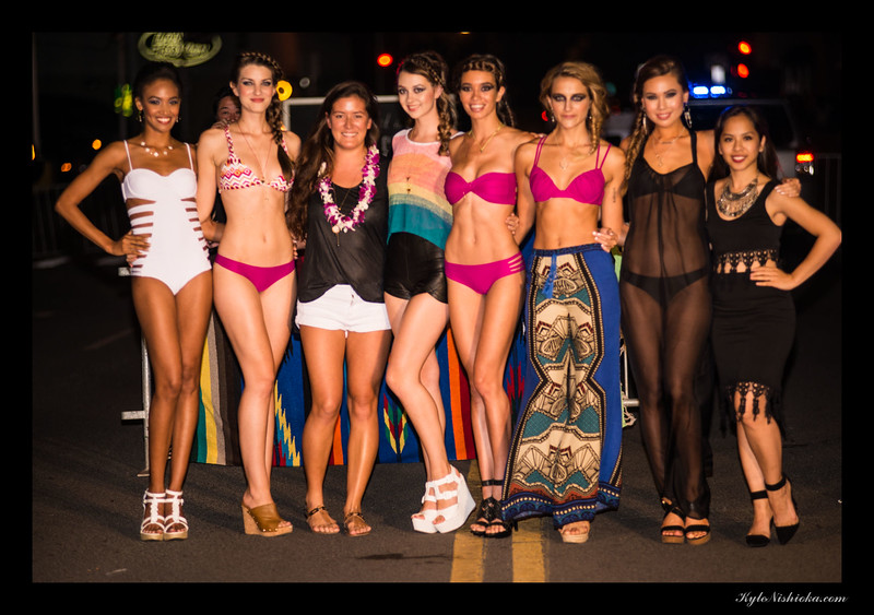 Honolulu Night Market - April 2014