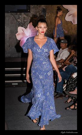 Honolulu Night Market Fashion Show - June 2014