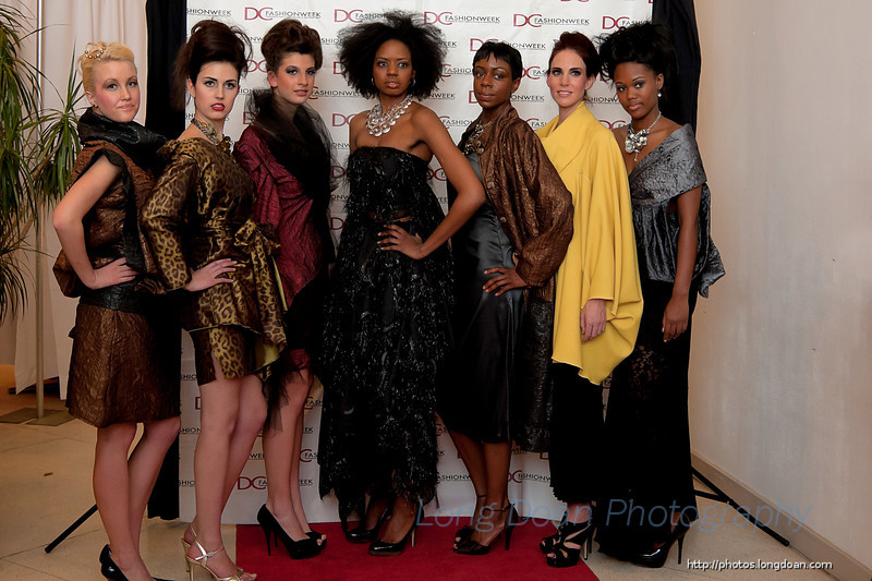 DC Fashion Week at the French Embassy, February 27th, 2011