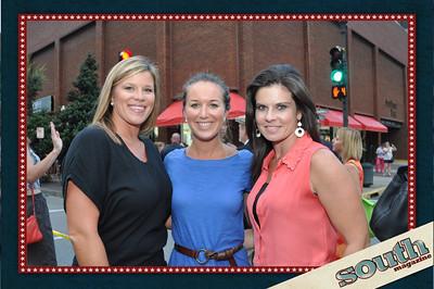 Erica Herndon, Stephanie Boaen, Mandy Starling