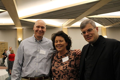 2016 Father Bernie's Farewell Party