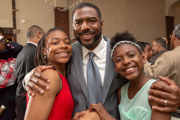 Father-Daughter Dance 2018