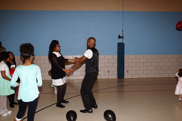 Father/Daughter Dance presented by the Anderson/Madison County Black Chamber of Commerce.