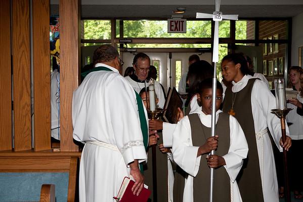 Father Jim Anderson's Retirement
