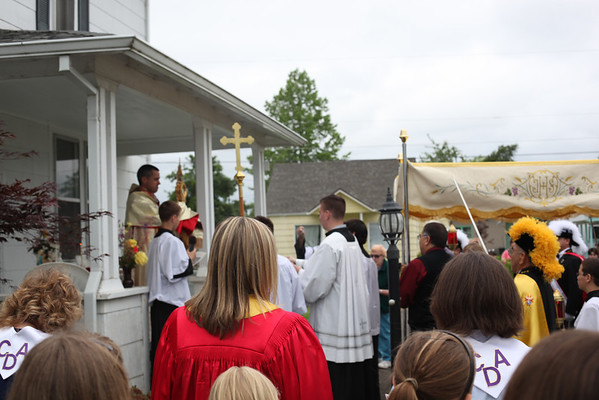 Father John Cihak/Corpus Christi/Gervais