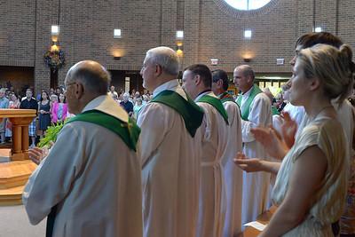 Father Upton Retires
