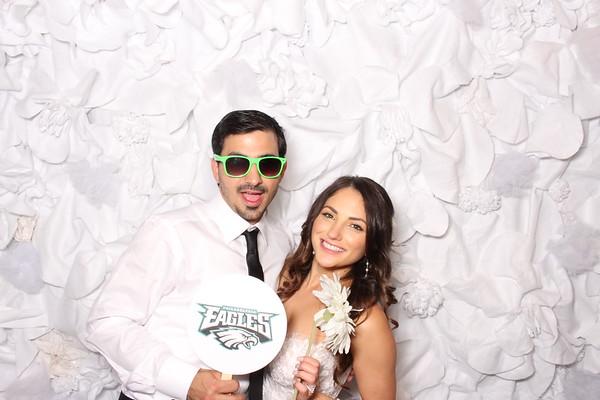 Faune & Seana's wedding