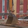 February 04, 2020 - Rebuild Johnson Square Press Conference and Demolition