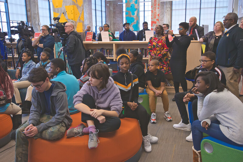 February 04, 2020 - Verizon Innovative Learning Program Press Conference
