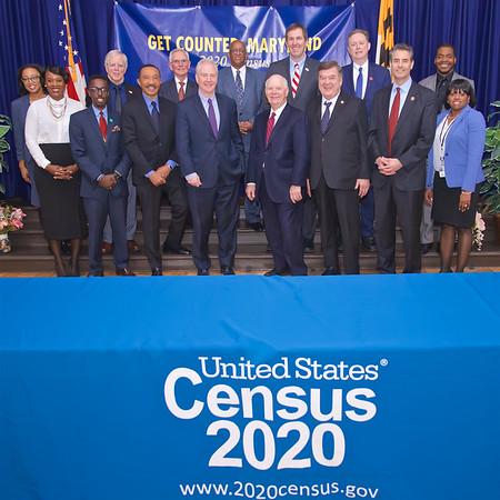February 10, 2020 - Senator Cardin's 2020 Census Update