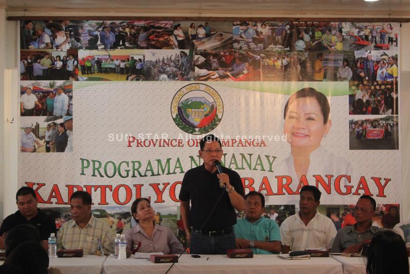 Gloria Arroyo's message to constituents