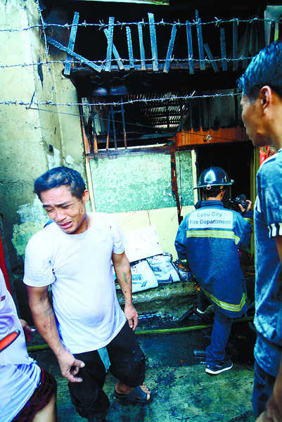 Punta Princesa, Cebu City fire kills 4-year-old child