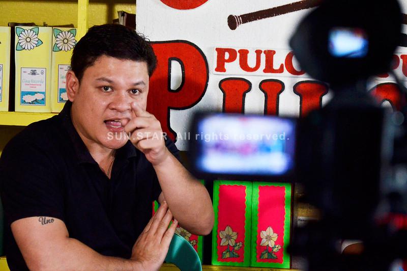 Davao City Vice Mayor Paolo Duterte naglagot