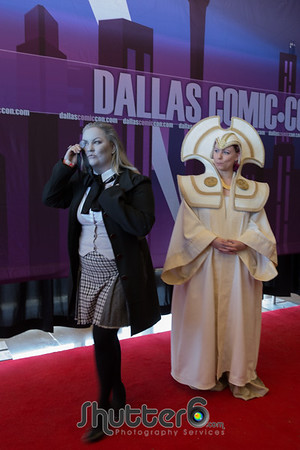 Dallas Comic Con: FanDays (2015.02.07)