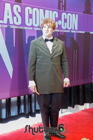 Dallas Comic Con: FanDays (2015.02.07)
