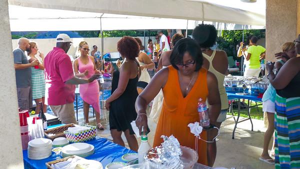 Felicia Pool Party