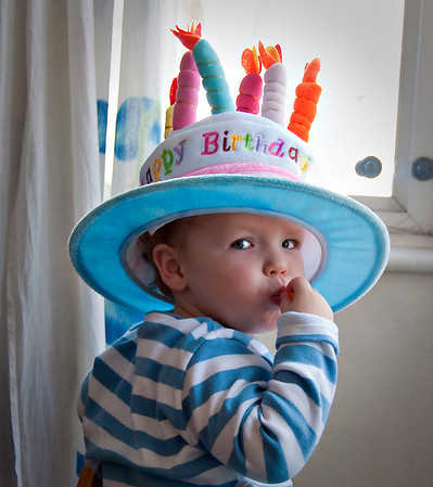Felix's 2nd Birthday Party