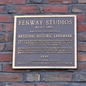 Fenway Studios Open Studios