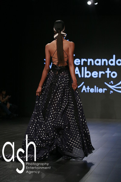 Fernando Alberto Altelier, LA Fashion Week