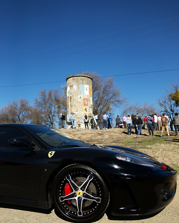 Ferrari Club of America Delta Dash 2015