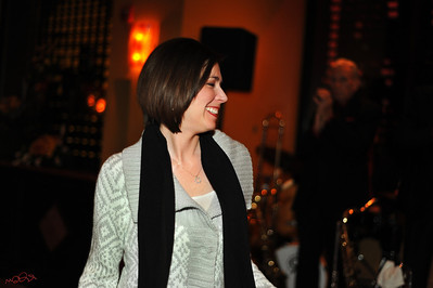 Photo of Christine Girardin, wife of Benjamin Girardin architect who designed and build Ferraro's new restaurant on Paradise Rd.    Copyright 2009 Mark Bowers All Rights Reserved
