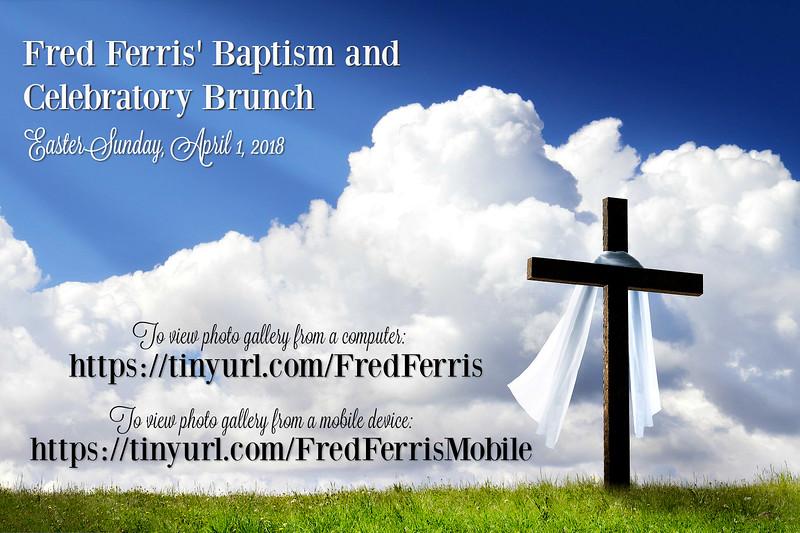 Ferris Baptism Links