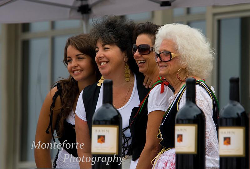 The Tatantella Dancers Festa Italia