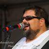 Tony DiMelfi with the Ray Massa Band, Festa Italia Santa Rosalia, Monterey California