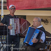 Mike Marotta Jr and Mike Marotta Sr. Festa Italia 2013